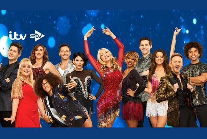 dancing on ice odds
