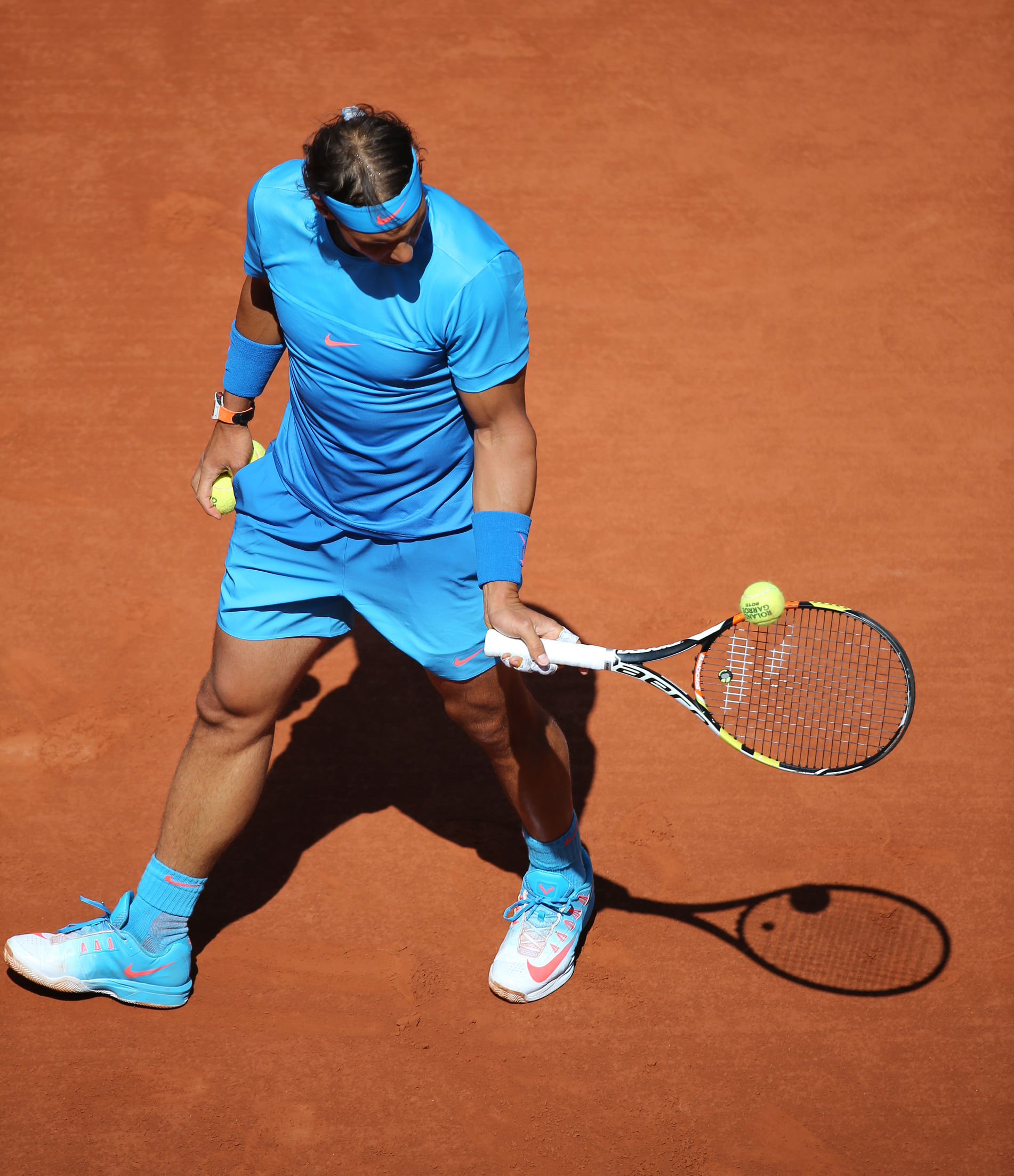 french open quarter final nadal