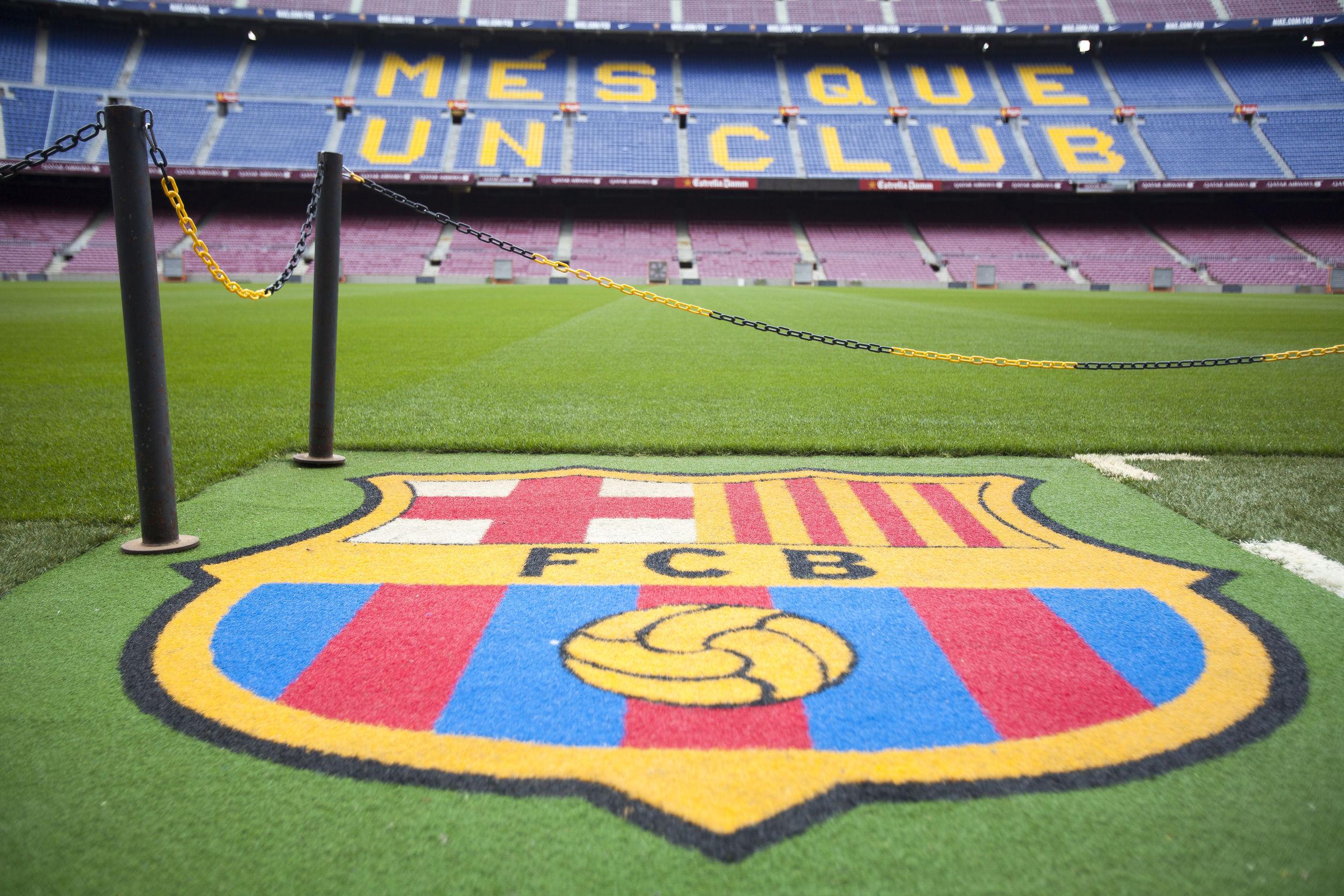 barcelona stadium