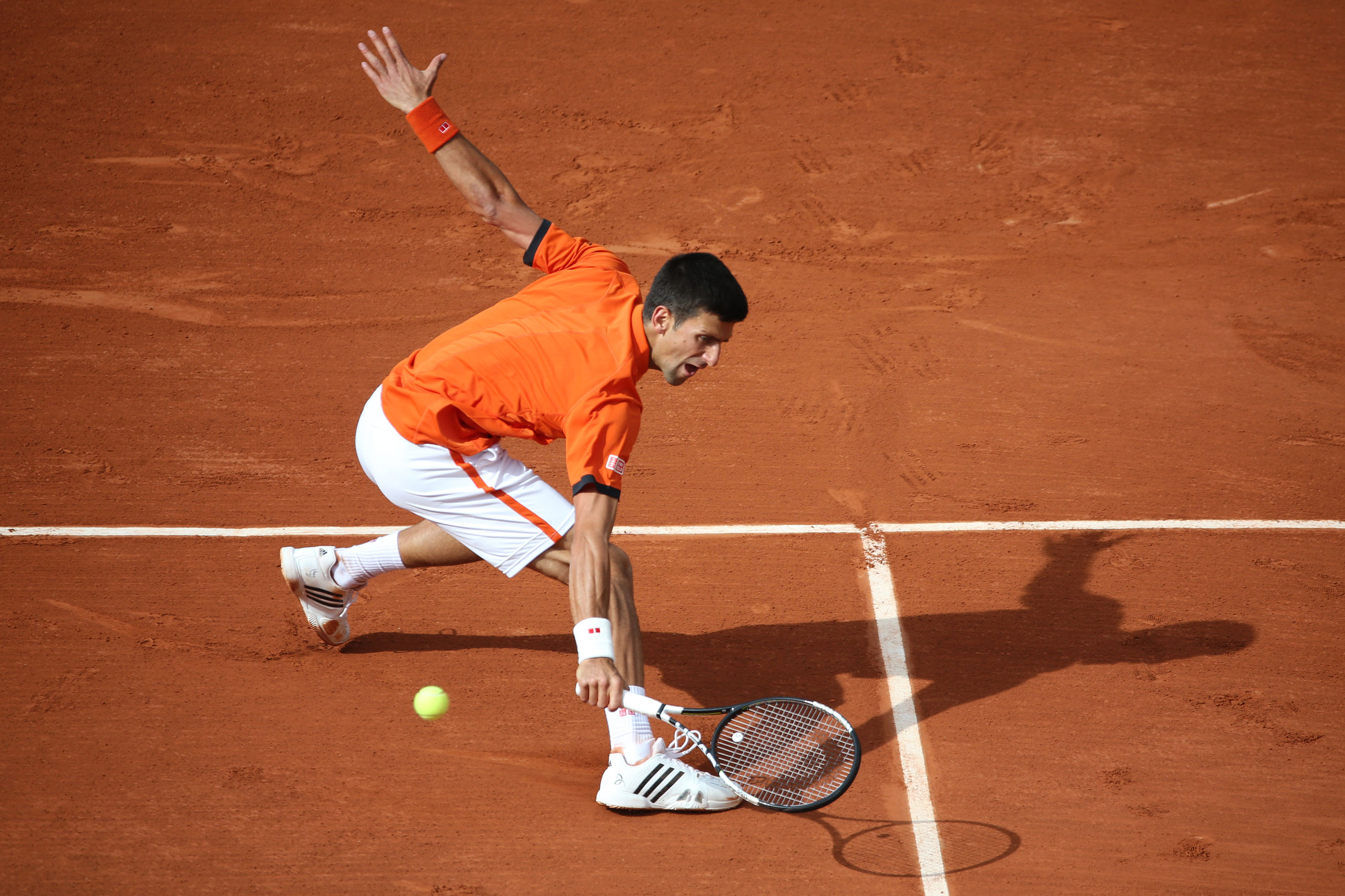 djokovic live streaming news