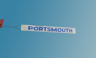 what channel is the portsmouth game on?